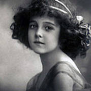 The Litte Angel 1911 Art Print