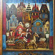 The Little Mozart Art Print