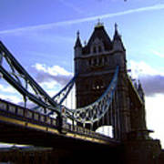 The London Tower Bridge Art Print
