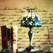 The Love Letter Art Print