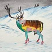 The New Rudolph Art Print