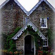 The Old Rectory At St. Juliot Art Print