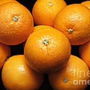 The Oranges Art Print