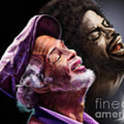 The Other Side-gil Scott Finally Going Home Art Print