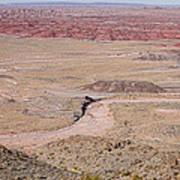 The Painted Desert  8042 Art Print