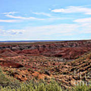 The Painted Desert Art Print