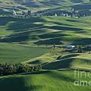 The Palouse 1 Art Print