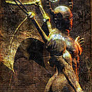The Pnakotic Manuscripts Art Print
