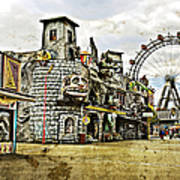 The Prater - Vienna Art Print