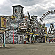 The Prater In Vienna Art Print