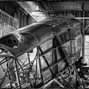 The Red Barn Of The Boeing Company IIi Art Print