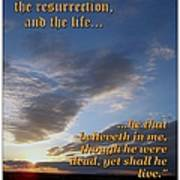 The Resurrection Art Print by Glenn McCarthy Art and Photography