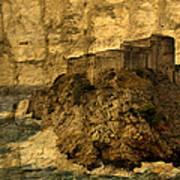 The Rock In Dubrovnik Art Print