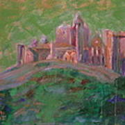The Rock Of Cashel Art Print