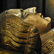 The Royal Tomb Of Count Gerard Van Gelder Iv Art Print