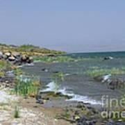 The Sea Of Galilee Art Print by Eva Kaufman