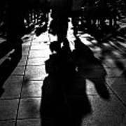 The Shadow Art Print