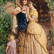 The Sinews Of Old England Art Print