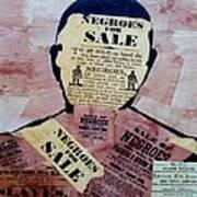 The Slave Art Print