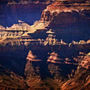 The Spectacular Grand Canyon Art Print