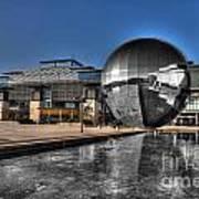 The Sphere At Bristol Art Print