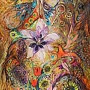 The Spirit Of Garden Art Print