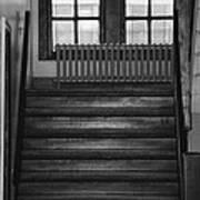 The Stairway Art Print