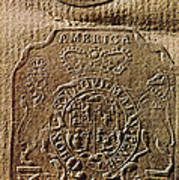The Stamp Act Print by Photo Researchers