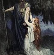 The Stories Of Wagner's Operas Art Print by  J Walker McSpadden