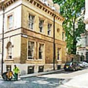 The Streets Of London Art Print