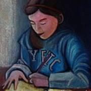 The Study Print by Kostas Koutsoukanidis