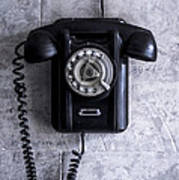 The Telephone. Art Print