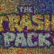 The Trash Pack Eyeball Mosaic Art Print