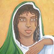 The Virgin Mary Art Print