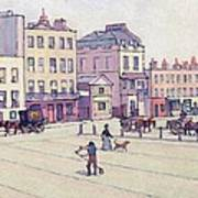 The Weigh House - Cumberland Market Art Print by Robert Polhill Bevan