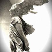 The Winged Victory - Paris Louvre Art Print