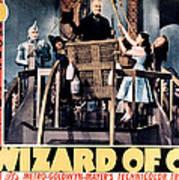 The Wizard Of Oz, Jack Haley, Ray Art Print