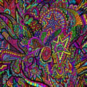 The World Around Us Art Print