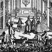 Theater: Covent Garden Art Print