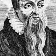 Theodore De B�ze (1519-1605) Art Print
