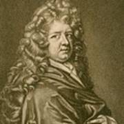 Thomas Betterton C. 1635-1710, Leading Art Print