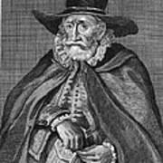 Thomas Hobson (1544-1631) Art Print