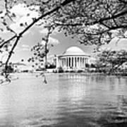 Thomas Jefferson Memorial Art Print