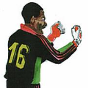 Thomas Nkono Art Print