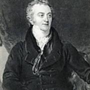 Thomas Young, English Polymath Art Print