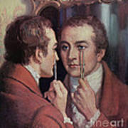 Thomas Young, English Polymath Art Print by Science Source