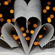 Three Hearts Art Print