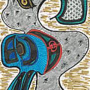 Thunder Goose Art Print