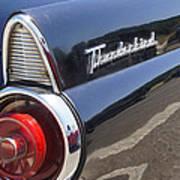Thunderbird Detail Art Print