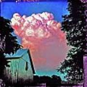 Thunderhead Art Print by Kevyn Bashore